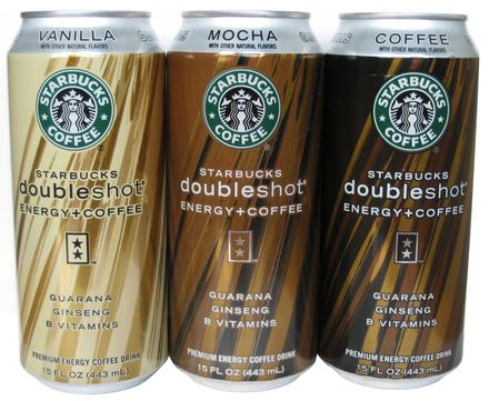 Buy One Get One Free Starbucks Double shots