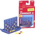 Target: Travel Connect 4 $3.00 With Walmart Tearpad Coupon!