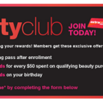 Join The CVS Beauty Club For 10% Off Beauty Shopping Pass & EB!
