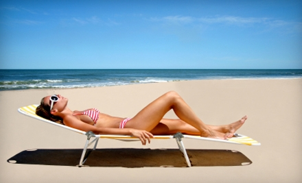 79% Off Tanning at Riviera Tanning Spa!