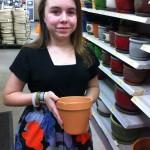 Frugal DIY: Mother's Day Flower Pots
