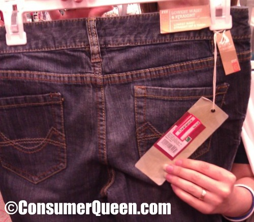 *HOT* Deal on Target Jeans & Tops