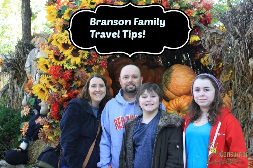 Branson Travel Tips