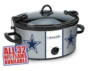 crockpot NFL slow cooker