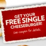 FREE Dave's Hot N Juicy Single at Wendy's *