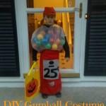 DIY: Gumball Machine Costume