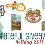 Closed: Grateful Giveaways #14: Dinosaur Train Time Mountain Tunnel Set, Megabloks + More