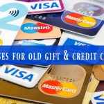 12 Uses for Old Gift Cards or Credit Cards