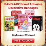 New Tylenol, Band-Aid, Johnson & Johnson coupons!