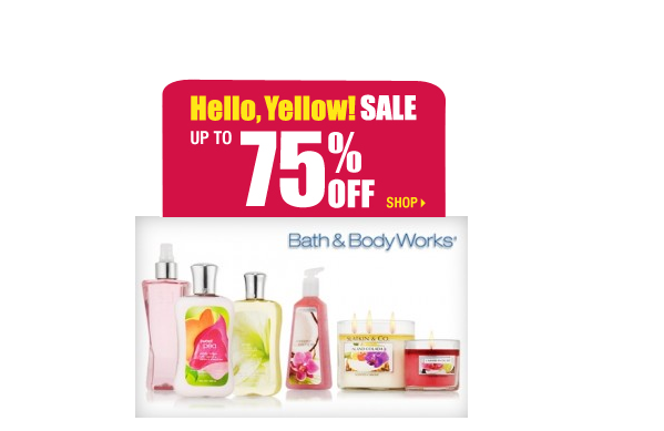 Perfect 20%Off Bath and Body Works 599 x 389 · 111 kB · png