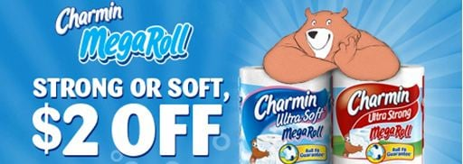 photo regarding Charmin Printable Coupon identified as Reminder: $2/1 Charmin Fb Coupon 1:00 pm EST