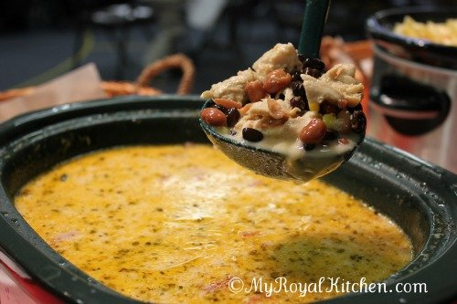 Greg's Chicken Enchilada Soup
