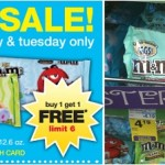 CVS Sneak Peek: Hot Deal on M&Ms – $.85 A Bag On 3/25!