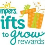 Pampers Gifts To Grow: 10 New Points