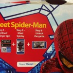 Walmart's Spider-Man-Augmented Reality App