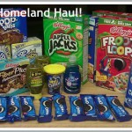 From Our Readers……Sonya's Homeland Haul!