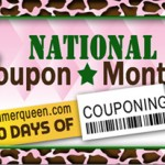 National Coupon Month – Lesson 5 learning The Lingo