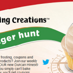 FREE Duncan Hines Frosting Creations at Homeland, Target, Walmart & Crest Foods!