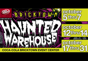 Bricktown Haunted Warehouse