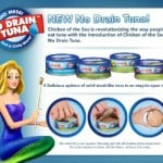 $.50/1 Chicken Of The Sea No Drain Tuna Printable Coupon