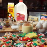 Hometown Holiday Cookie Giveaway 2012 and Contest from Hiland Dairy