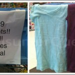 CVS at 33rd & Santa Fe – Tank Tops for Only.49!