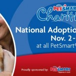 PetSmart Charities National Adoption Weekend 11/2-11/4