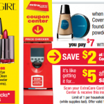 CVS: Great CoverGirl Deals Coming – 2.00 Foundation + More!