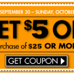 New Family Dollar Coupons: 5.00 off 25.00 & More!