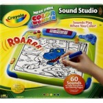 Wal-Mart – Crayola Color Wonder Sound Studio $9 + Only $0.97 Shipping!