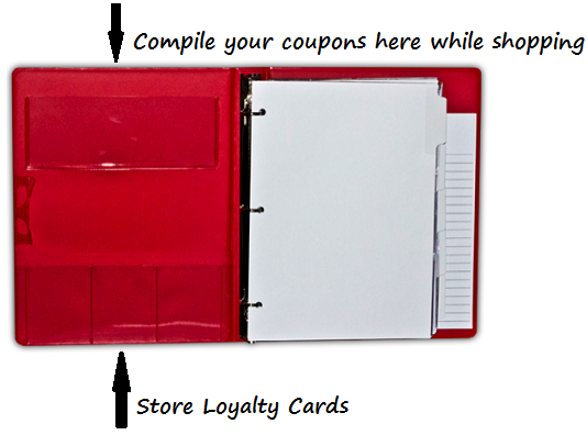 Mini Coupon Binders From Coupon Possible!