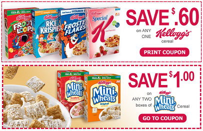 Merrier with Kellogg's Promotions by Brand. All Kellogg's Raisin Bran® Special K™ Coupons >> >> Have a Taste of Great Kellogg's Raisin Bran ® Classic taste of sweet raisins, now with cranberries. Be Better Together Visit us on Facebook Connect our family with yours. You can also tweet.