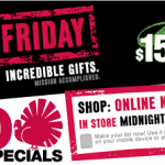 Kohl's Black Friday: Over 500 Early Bird Specials, 15% off and More!