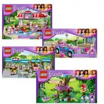 LEGO Friends Olivia's Tree House Bundle Set