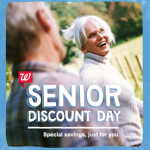 Senior Day at Walgreens 11/2! Get 15-20% Off Everything In Store (plus scenarios)