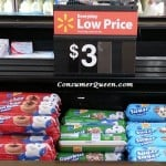 Nice Deal On Pillsbury Holiday Cookie Dough at Walmart