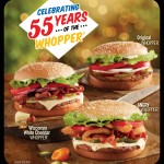 Burger King – Buy One Whopper, Get the Second for $.55!