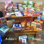 Ashlee's Homeland Haul: Bought 217.53 – Paid 93.07!