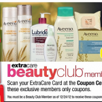 Exclusive CVS Coupons For Beauty Club Members Coming 12/30!