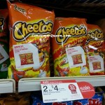 Target: Cheetos as Low as 1.50 With In-store Coupon!