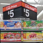 Walmart: Frosted Flakes as Low as 1.50 + FREE Scholastic Book!