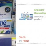FREE Biotene at Walgreens!