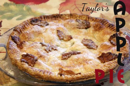 William Sonoma Apple Pie- ConsumerQueen.com- Oklahoma's ...