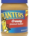 Planter's Peanut Butter 1.89 at Homeland