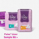 FREE Poise Sample Packs!