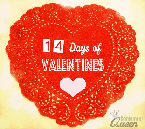14 Days of Valentines CQ