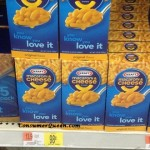 Kraft Mac & Cheese Only 65¢ at Walmart