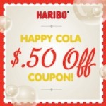 Haribo Happy Cola Coupon