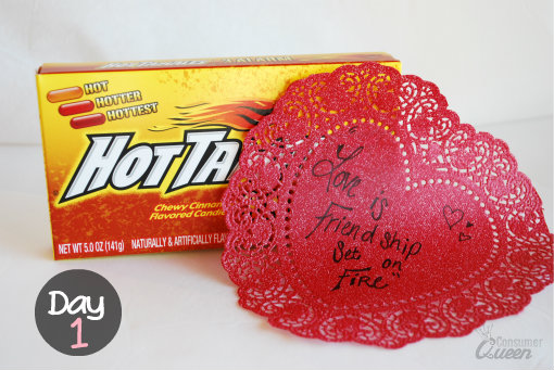 Valentines Hot Tamale Idea