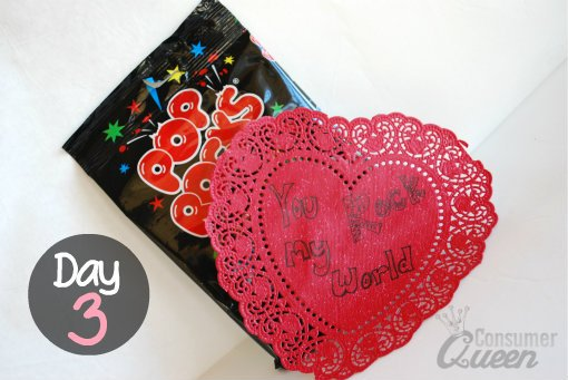 14 Days of Valentines- Day 3,  Valentines Pop Rocks Idea